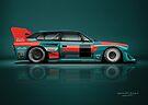 Lancia HPE Group 5 by kanseigazou