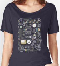 Circuit Women's Relaxed Fit T-Shirt