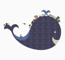 whale by ychty