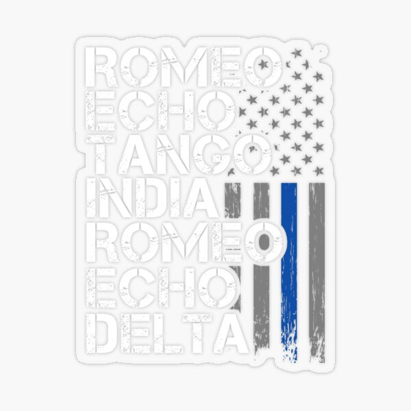 Cool Phonetic Alphabet Stickers Redbubble