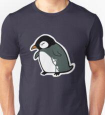 Småll penquin Unisex T-Shirt