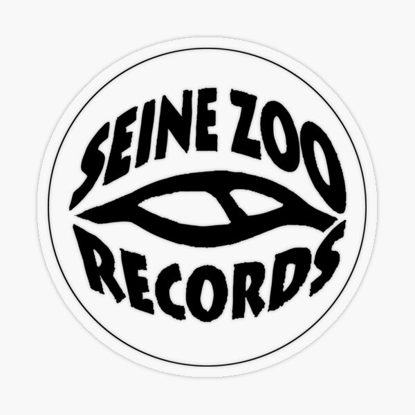 Nekfeu seine zoo Sticker transparent