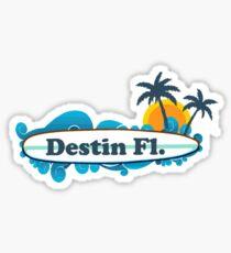 Destin - Florida. Sticker