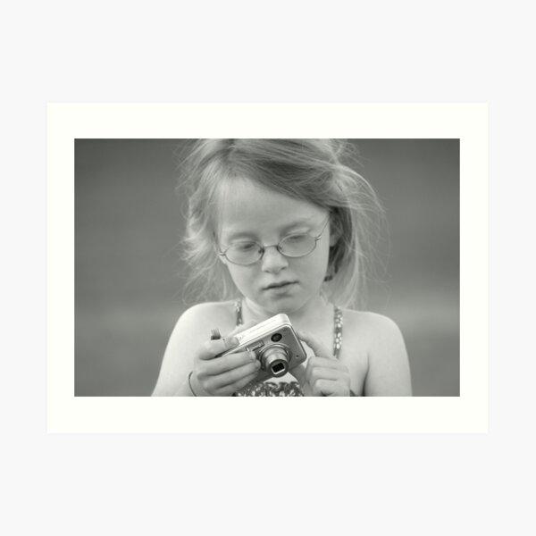 future photographer Art Print