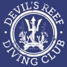 Devil's Reef Diving Club by John Ossoway