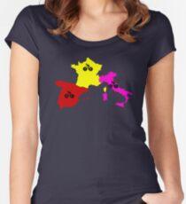 Giro - Tour - Vuelta Women's Fitted Scoop T-Shirt