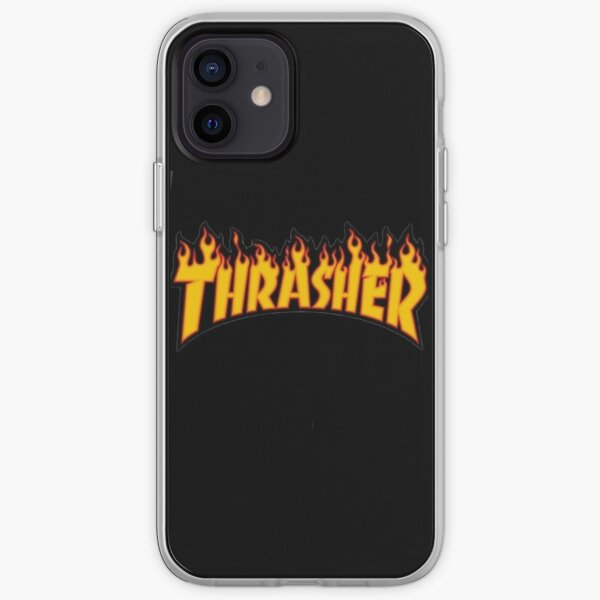 Trasher Coque souple iPhone