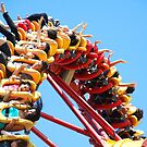 """""""I wouldn't go on that ride, even if you paid me"""" by Kahlia Huddleston"""