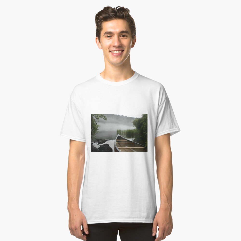Safe Haven from the Fog Classic T-Shirt