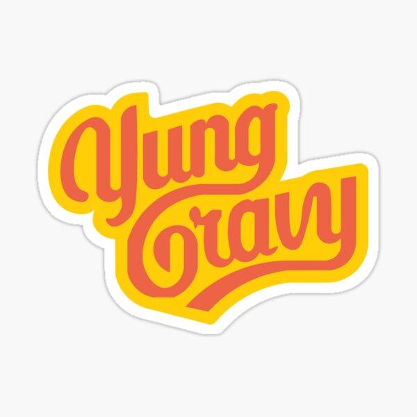 Yung Gravy Sticker