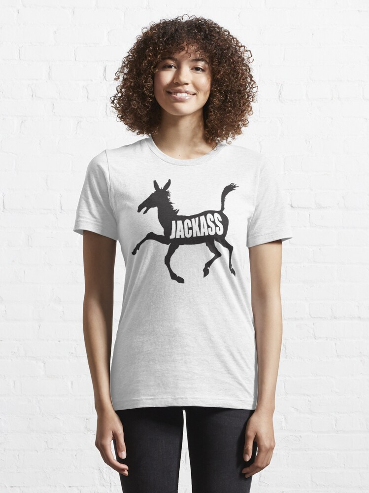 Alternate view of Jackass Essential T-Shirt