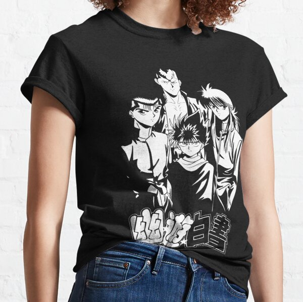 YU YU HAKUSHO Camiseta clásica