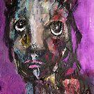 Face, Bernard Lacoque-78 by ArtLacoque
