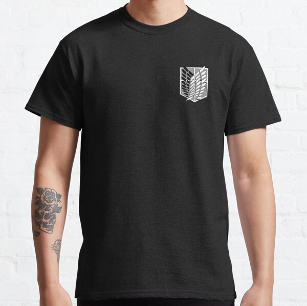 Attack on Titan logo Classic T-Shirt