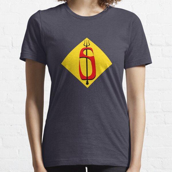 Sacana Amarelo/ Yellow Essential T-Shirt