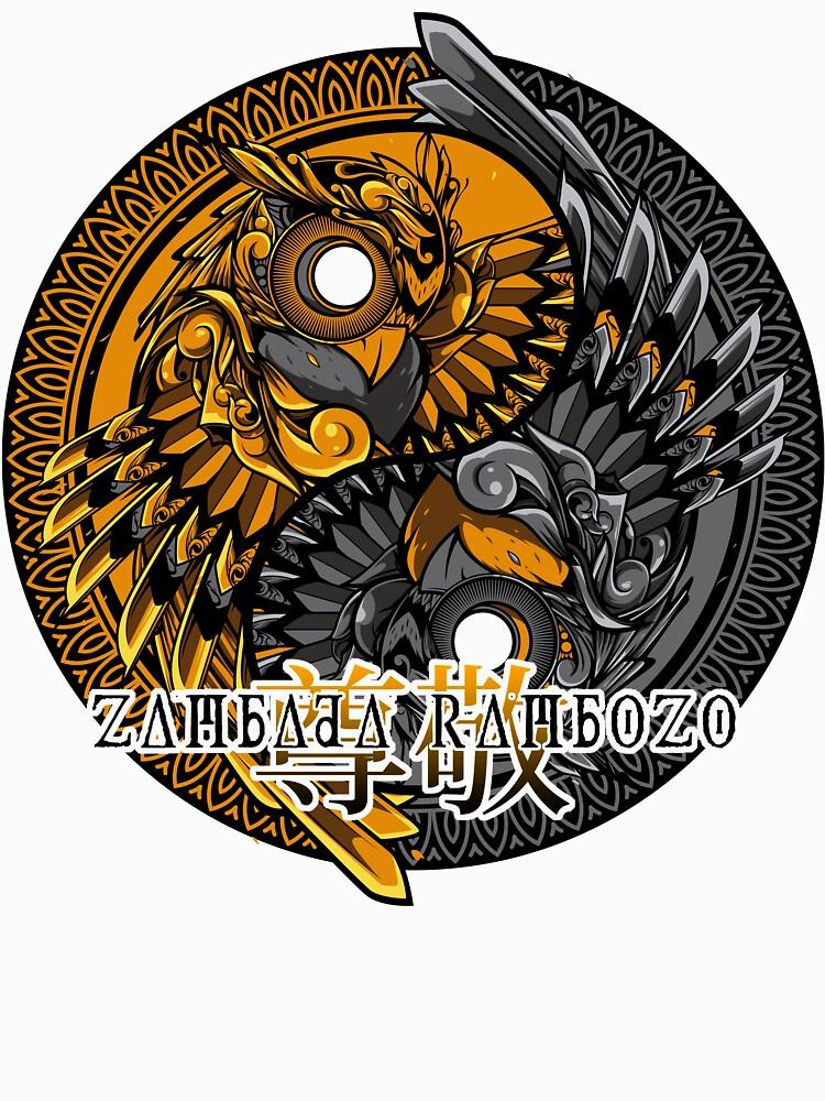 Zambada Rambozo - Musical Conversations Ep. 01 Cpver Artwork dark von zambadarambozo