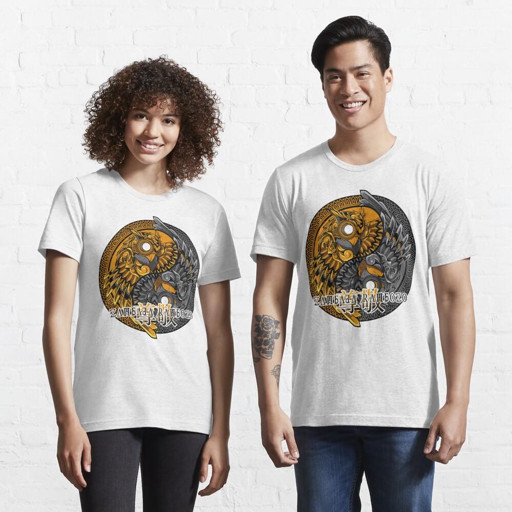 Zambada Rambozo - Musical Conversations Ep. 01 Cpver Artwork dark Essential T-Shirt