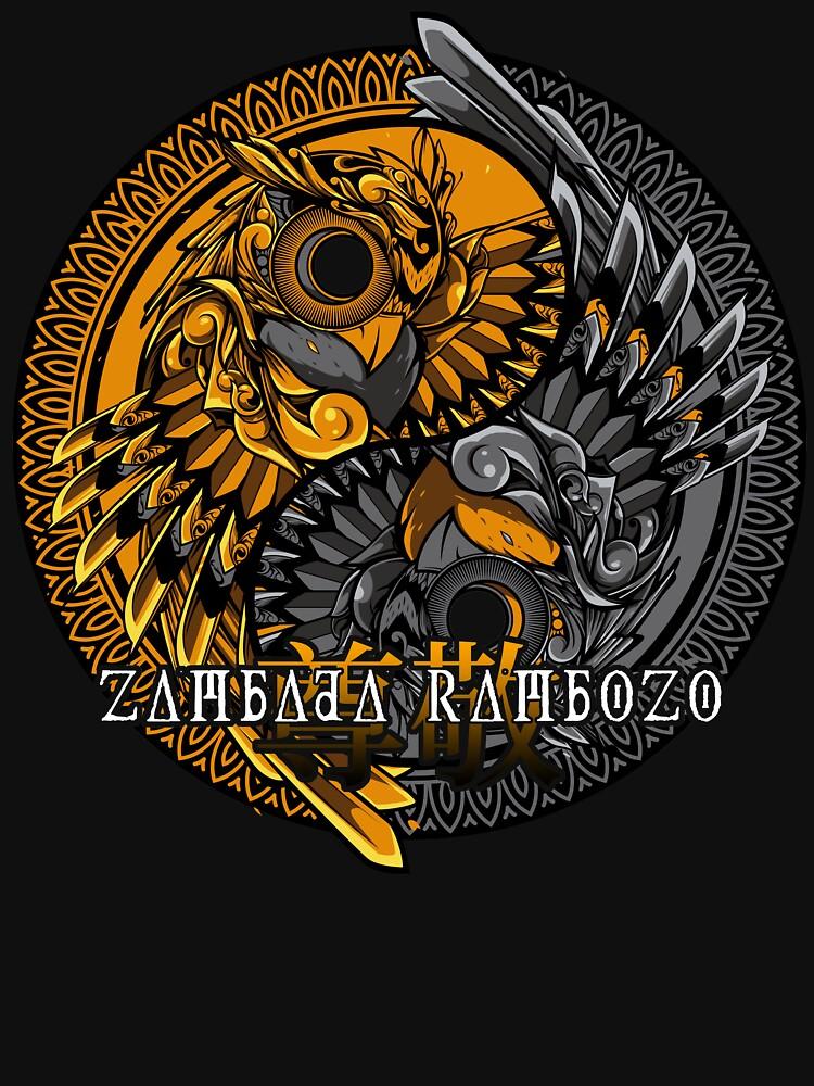 Zambada Rambozo - Musical Conversations Ep. 01 Cover Artwork light von zambadarambozo
