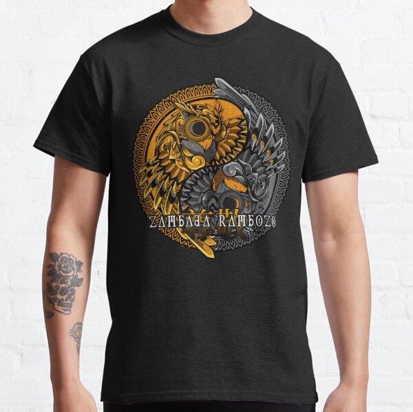 Zambada Rambozo - Musical Conversations Ep. 01 Cover Artwork light Classic T-Shirt