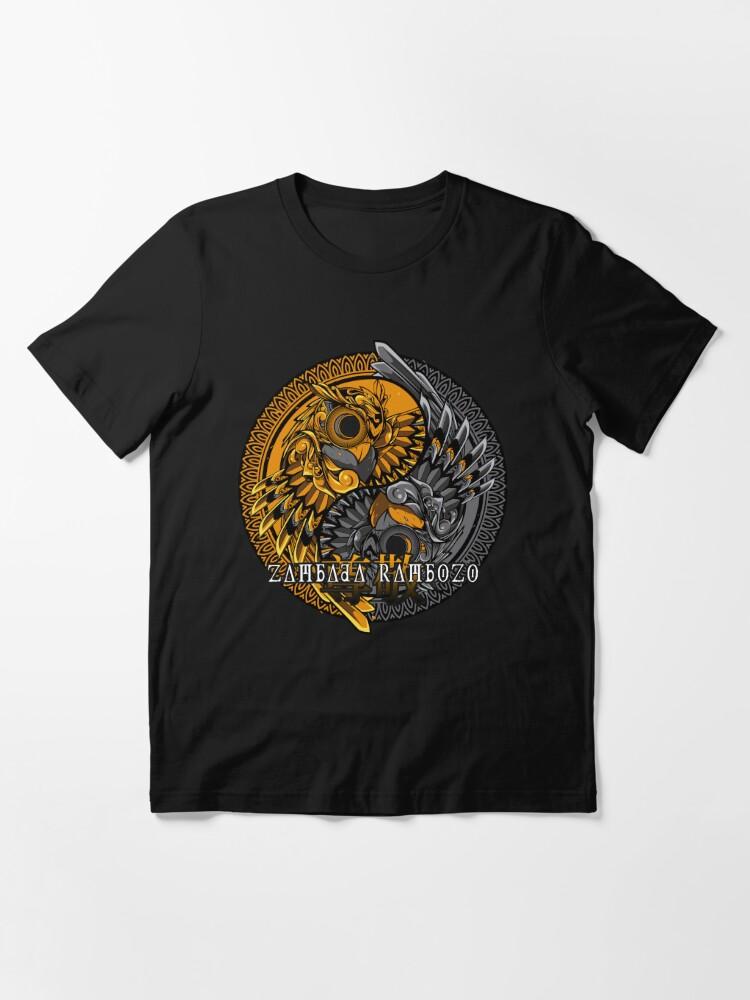 Alternative Ansicht von Zambada Rambozo - Musical Conversations Ep. 01 Cover Artwork light Essential T-Shirt