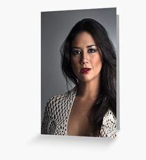 Daniela Greeting Card