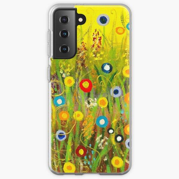 Happy Little Garden 1 Samsung Galaxy Soft Case