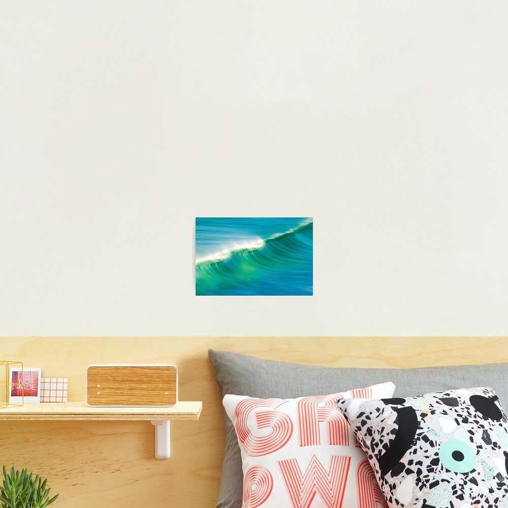 Brush strokes Photographic Print