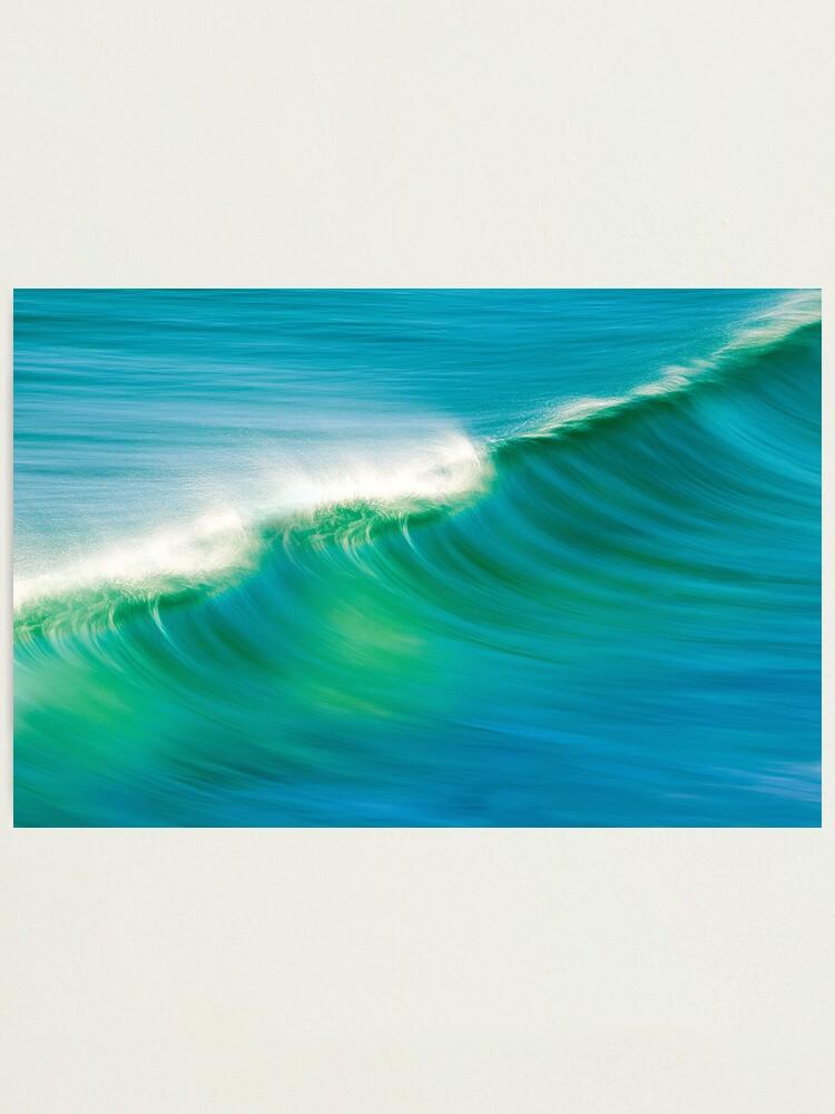 Alternate view of Brush strokes Photographic Print