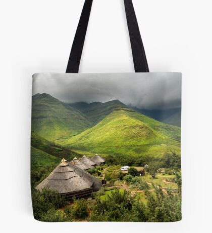 Ahhh, but Africa is beautiful.... Tote Bag