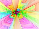 Psychedelic Elevation by Virginia N. Fred
