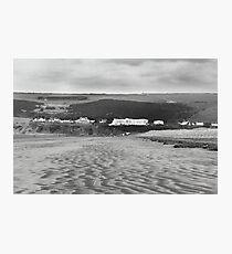 Saunton Sands Hotel Photographic Print