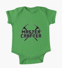 Minecraft - Master Crafter Kids Clothes