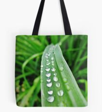 String of Pearls Tote Bag