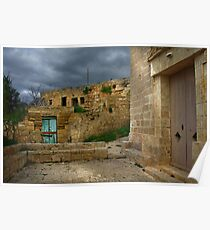 Fawwara Chapel -- Limits of Siggiewi Malta Poster