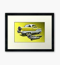1957 Nash Metropolitan Framed Print