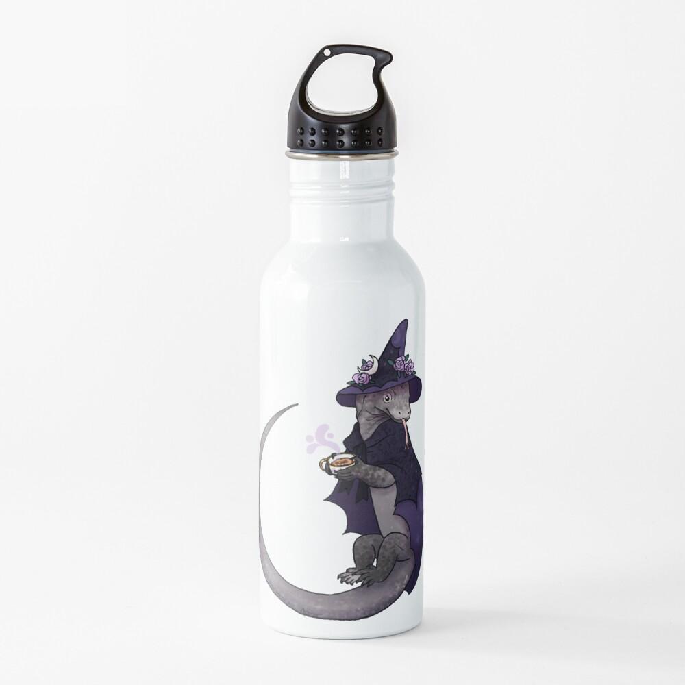 Komodo Dragon Witch Water Bottle