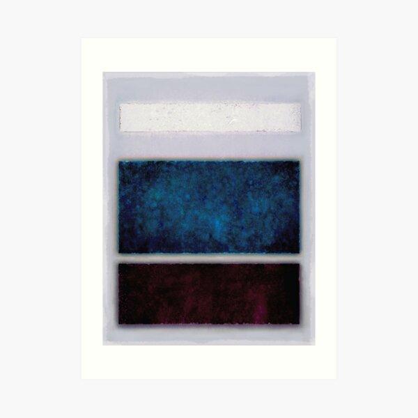 Rothko from Russia Art Print
