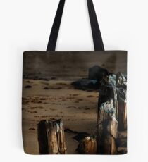 Abandoned Groyne Tote Bag