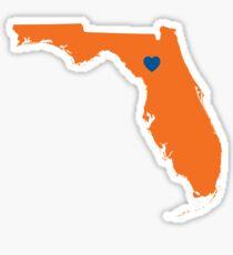 Home Sweet Gainesville Sticker