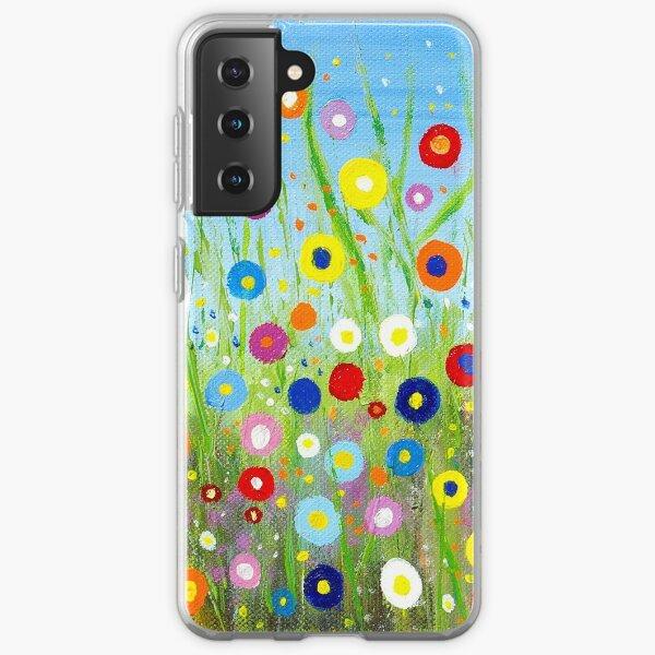Happy Little Garden 2 Samsung Galaxy Soft Case