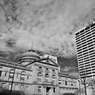 The County Courthouse by everpresent