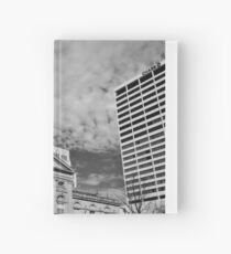 The County Courthouse Hardcover Journal
