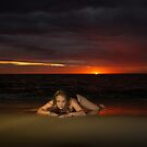 Dark shores by Kieron Nolan