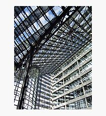 The Glass Ceiling Photographic Print