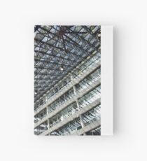 The Glass Ceiling Hardcover Journal