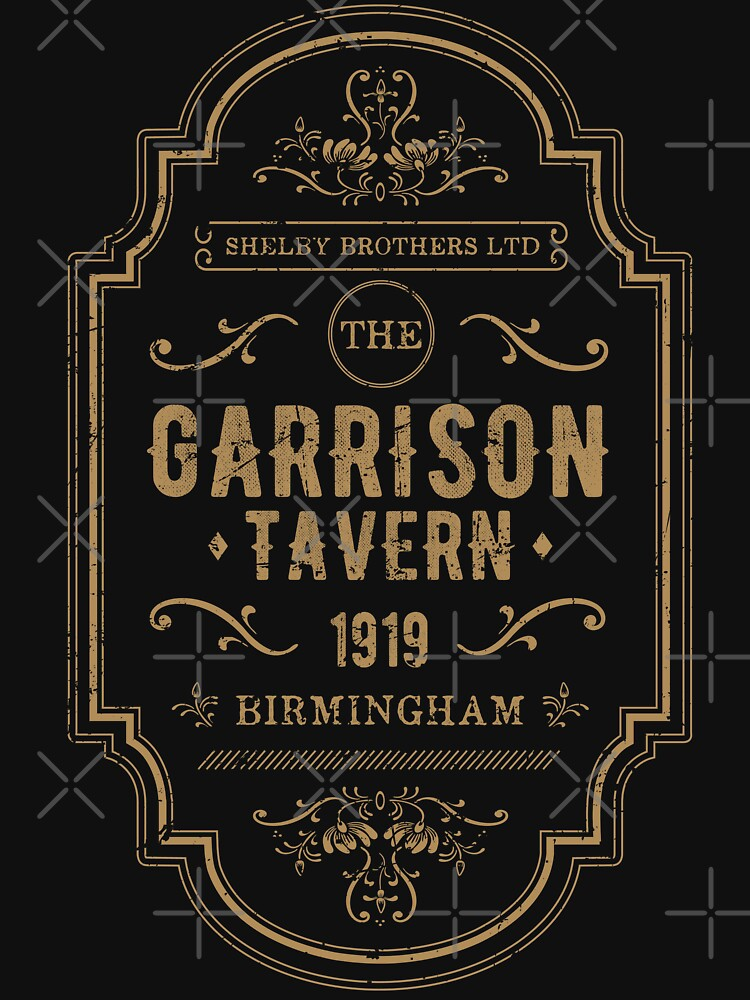 The Garrison - The Shelby Brother's Ltd by EchoWears