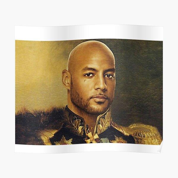L'empereur Booba - Insta Poster