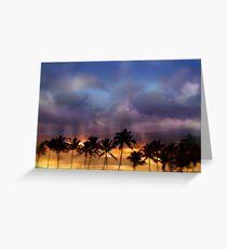 Dreaming In Kauai Greeting Card