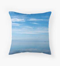 Lake Superior Morning Throw Pillow