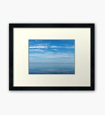 Lake Superior Morning Framed Print